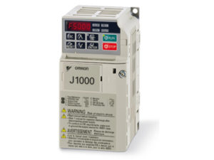 J1000, Inverter, invertör, Yaskawa, Omron