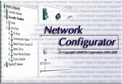 Omron Network Configurator