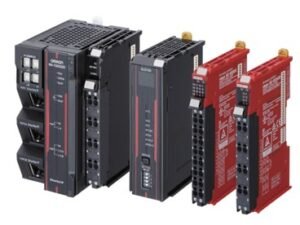 Safety logic control systems